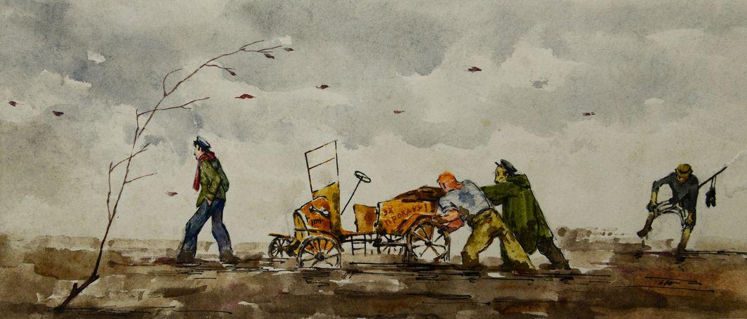 Смирнов Володя,4 кл.,выпуск 1971г.