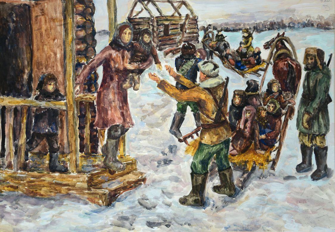 Бурковская Милана, 4 кл.,выпуск 1985г.