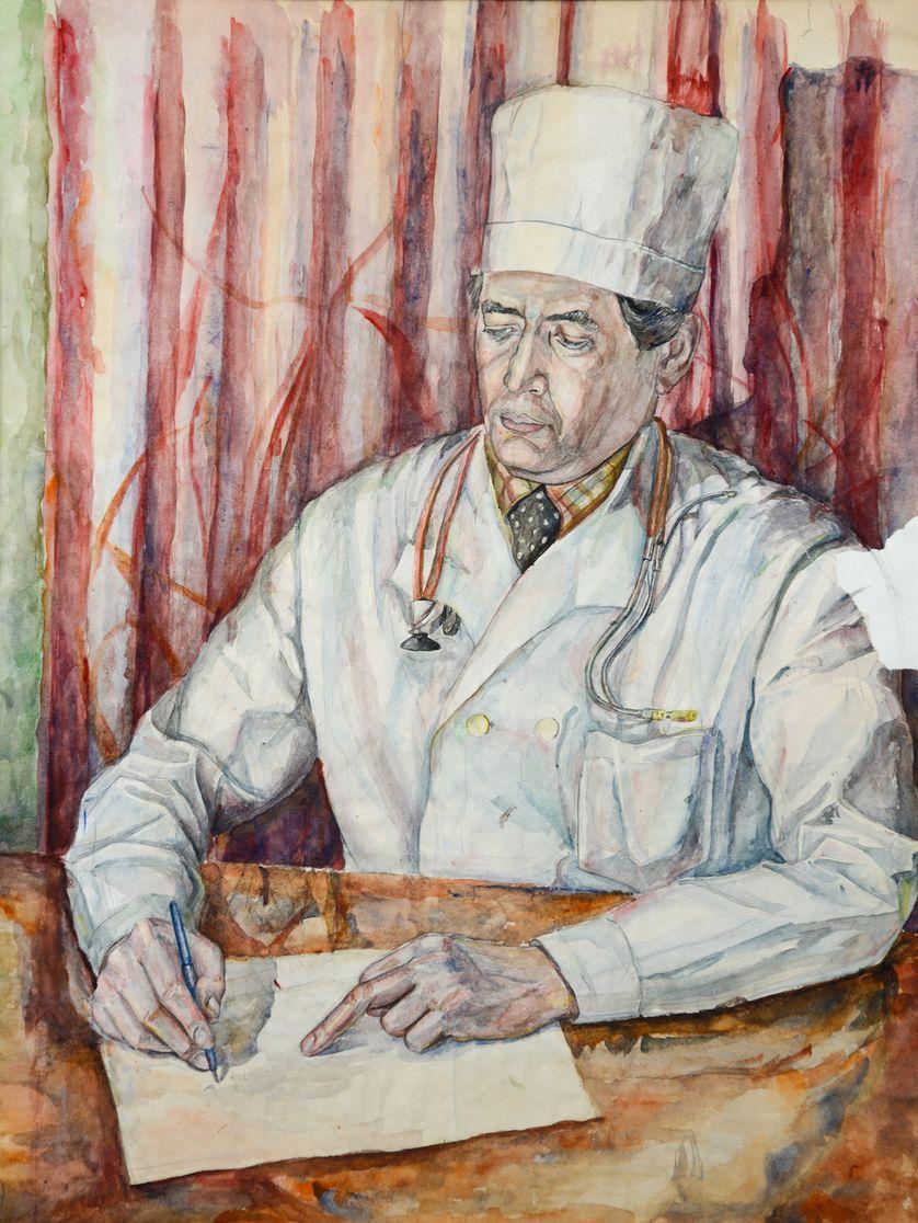 Пахинов Андрей, 4 кл.,выпуск 1985г.