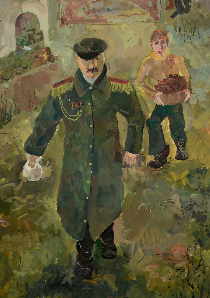 Яндыганов Гена,выпуск 1998г.