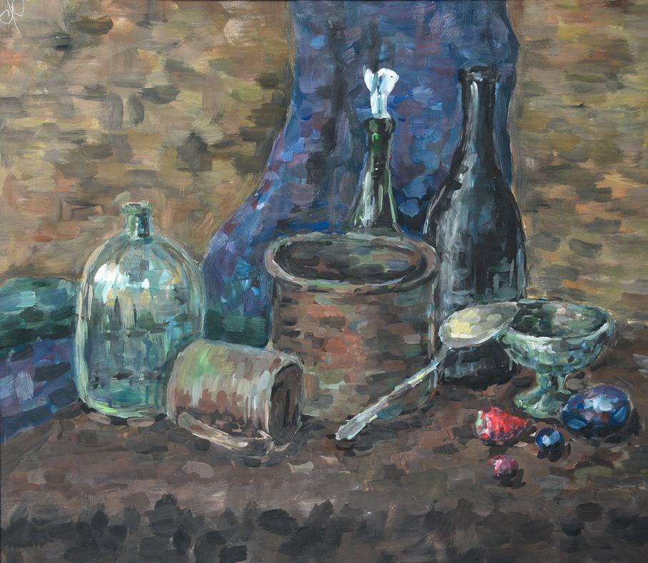 Ермилова Оля, 4 кл.,выпуск 2003г.