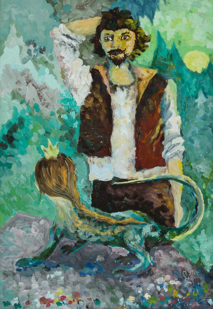 Хорошавина Катя, 3 кл.,выпуск 2005г.