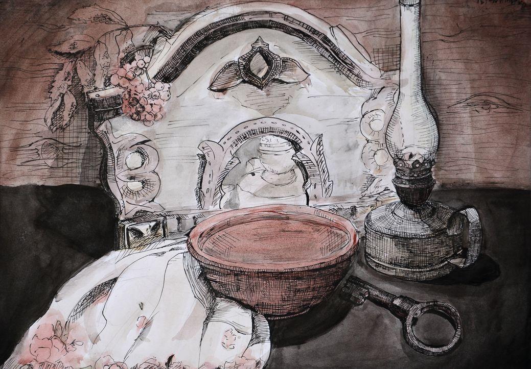 Герасименко Лида, 4 кл.,выпуск 2006г.