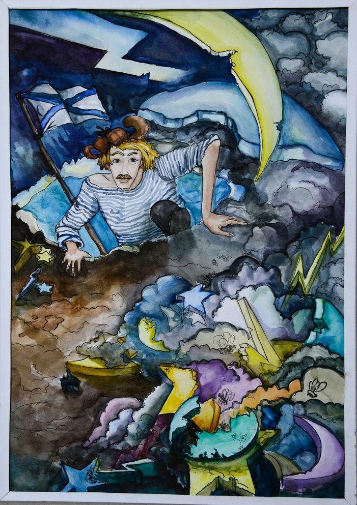 Бажукова Оля, 4 кл.,выпуск 2008г.
