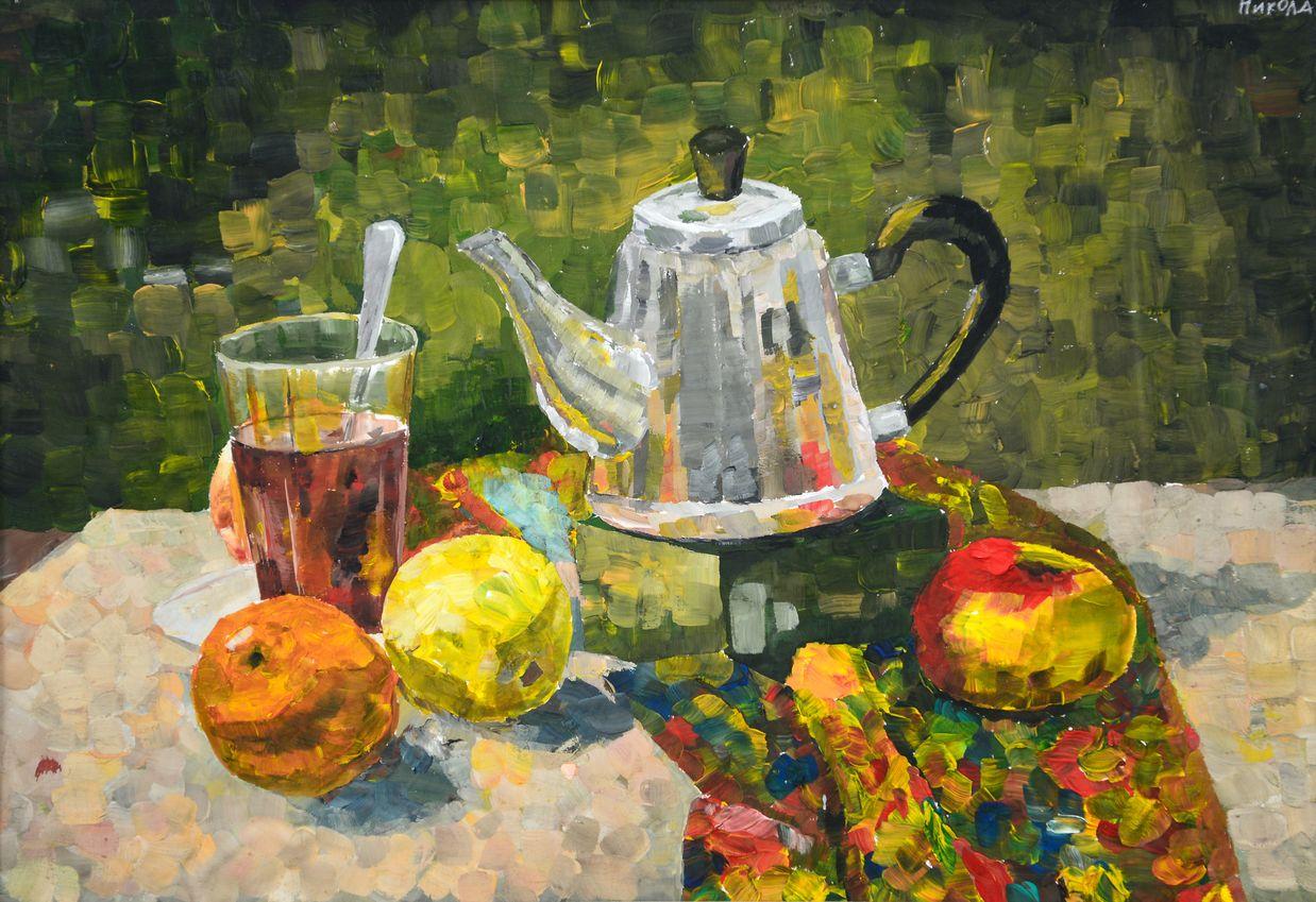 Голубев Коля, 3 кл.,выпуск 2011г.